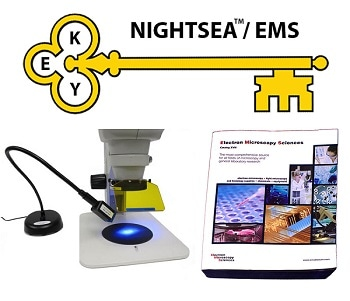 NIGHTSEA and EMS Launch 3rd Annual KEY Award in  Fluorescence Stereo Microscopy for New Faculty