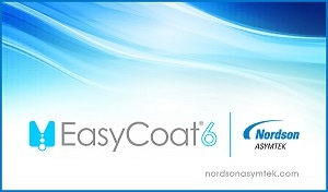 Nordson ASYMTEK's Introduces Redesigned EasyCoat 6 Conformal Coating Software