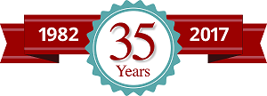 Hiden Analytical 35 Year Anniversary