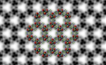 High-Sensitivity Electron Cameras Help Study Atomic Structure of Metal-Organic Frameworks
