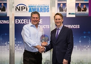 Nordson ASYMTEK Wins its 13th Service Excellence Award