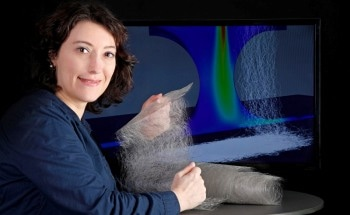 Fraunhofer Researchers Develop Simulation Tool to Produce More Efficient, Flexible Non-Woven Fabrics