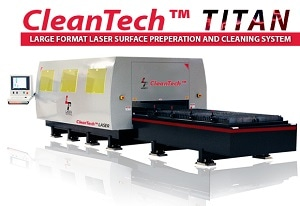Fonon Introduces CleanTech™ Titan, the Large Format Platform for Surface Cleaning and Preparation