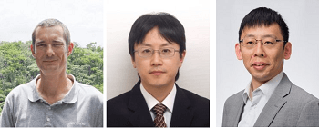 "Haward, Chen, and Uneyama receive the ""Distinguished Young Rheologist"" Award from TA Instruments"