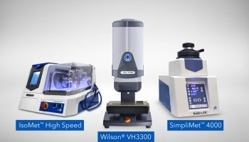 Buehler Demonstrates Innovations in Sample Preparation and Hardness Testing
