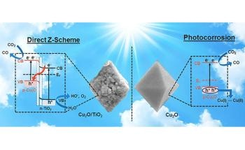 New Catalyst for Electron Transfer Imitates the Z-Scheme of Photosynthesis