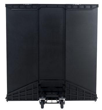Trolley Mounted Ballistic Shield System from Morgan Advanced Materials Enables Superior Manouevrability for Elite Forces