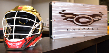 Cascade Lacrosse Uses LulzBot's Desktop 3D Printers to Enhance Prototyping Capabilities