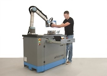 Alicona Launch the Compact Cobot Measuring System