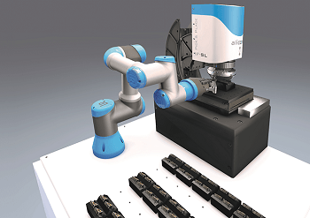 "Automated ""Pick & Place"" 3D Optical Surface Inspection of Small Batches"