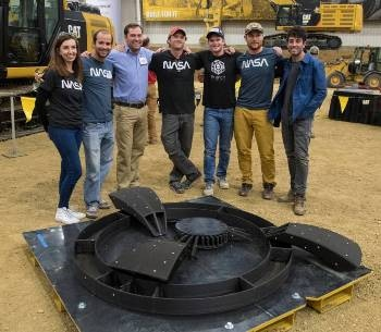Top Teams Receive $400,000 at NASA's Second Phase of 3D-Printing Competition
