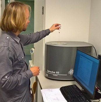 Wageningen University & Research in the Netherlands uses the Magritek Spinsolve 60 MHz Benchtop NMR System as Part of Their Undergraduate Teaching Program