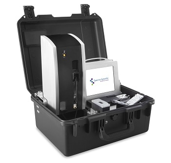 FieldLab 58 Portable Fluid Analysis System From Spectro Scientific   Boosts Performance with New X-ray Fluorescence (XRF) Engine