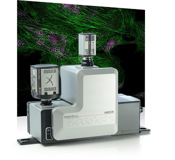 Andor adds Dragonfly 200 to its highly successful high-speed confocal imaging platform