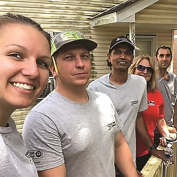 Hundreds of Michelman Volunteers Participate in Company's Commitment2Community Day