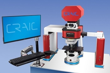 The High Performance Apollo II™ Raman Microspectrometer from CRAIC Technologies