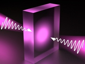 Scientists 'Virtually' Absorb Light Using Transparent Material