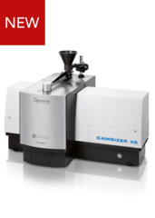 New Particle Analyzer CAMSIZER X2