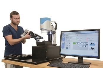 "Automated ""Pick & Place"" 3D Surface Metrology on Small Batches"