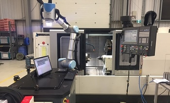 Element Six Increases Testing Capacity with an Alicona Optical Metrology System Mounted on a Robot