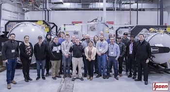 Attendees Learn Valuable Heat Treatment Skills  At Ipsen U Course