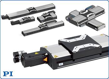 For Industrial Use: New High Performance High Load Linear Stages Family, Ballscrew/Linear Motor Options
