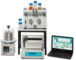 Highly Upgradeable Modular Flow Chemistry System