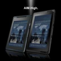 AIM-68 Industrial Tablet with Application-Oriented Peripherals