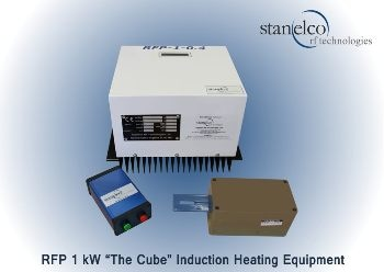 "RFP 1 kW ""The Cube"" Induction Heating Equipment"
