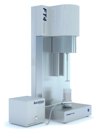 Particle Testing Authority (PTA) Acquires a Freeman Technology FT4 Powder Rheometer for Assisting its Contract Testing Customers with Their Powder Flow and Powder Processing Issues