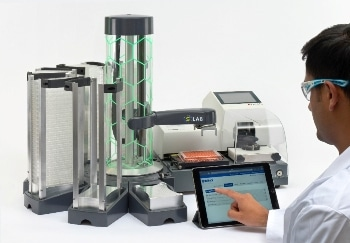 igus Technology Enables Lab Equipment Manufacturer to Realise Cost-Effective Automation