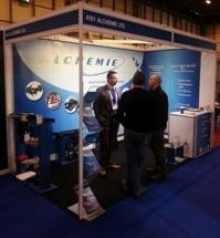 Composites Engineering Show 2018 – Alchemie are Exhibiting! Come and Visit us at the NEC Birmingham