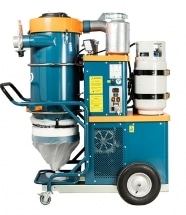 Dust Extraction Specialist Set to Exhibit at Executive Hire Show 2019