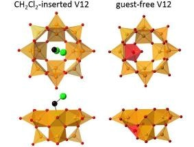 Kanazawa Team Creates Spherical Vanadium Oxide Clusters That Can Trap and Hold CO2