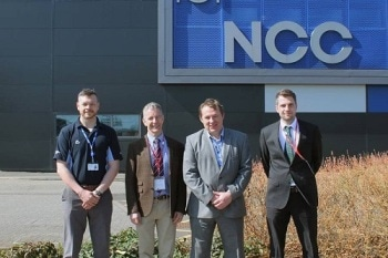 UK-based NCC Installs ENGEL Duo for Composites Research for Automotive & Aerospace