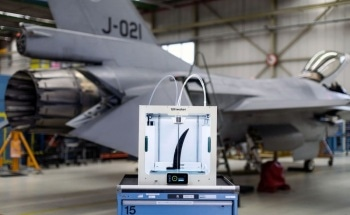 Royal Netherlands Air Force: Speeding Up Maintenance with 3D Printed Tools