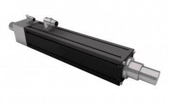 Compact Linear Motor with Double Peak Force