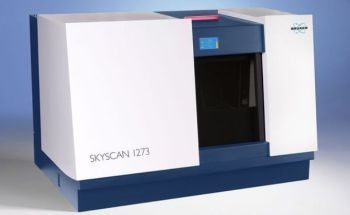 Bruker Launches New Benchtop 3D X-Ray Microscope Based on Micro-CT Technology