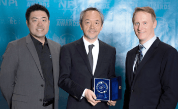 SAKI Corporation Receives NPI Award for its  Saki Self-Programming Software