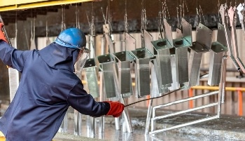 Galvanizing Giants' Lead-Free Switch is First for Industry