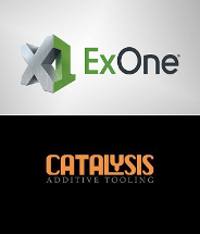 ExOne and Catalysis Collaborate to Deliver a New Process for 3D Printed Tooling