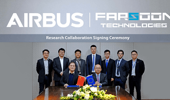 Farsoon & Airbus Join to Establish R&D on Polymer Additive Manufacturing in Civil Aviation