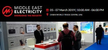 CIRCUTOR Will Be Participating at the Middle East Electricity 2019 Exhibition, from March 5th - 7th in Dubai (UAE)