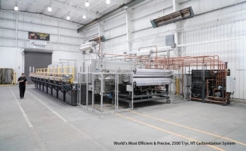 Harper Enhances Commercial Scale Thermal Processing Capabilities for Carbon Fiber Production