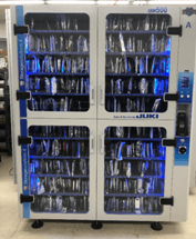 Whizz Systems, Inc. Increases Production with Juki Storage Towers
