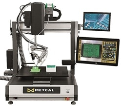 Metcal to Bring Robotic Soldering System and Tools to productronica China
