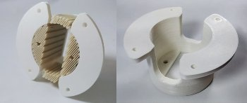 NatureWorks Introduces Ingeo 3D450, PLA Formulation for Dual Extrusion 3D Printing
