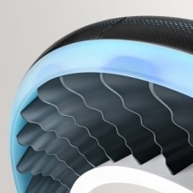 Intelligent Capabilities Make AERO Concept a 'Future Tire' for Autonomous, Flying Cars