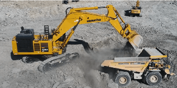 Komatsu America Corp. Introduces the New PC1250SP-11 and PC1250LC-11 Hydraulic Excavators