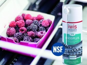 iwis VP8 FoodPlus Spray